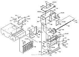 Bunton bobcat ryan xrs180 all seeder dethatcher parts diagram rh jackssmallengines diagram of arizona part