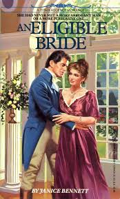 janice bennett an eligible bride find this pin and more on traditional regency romance book covers