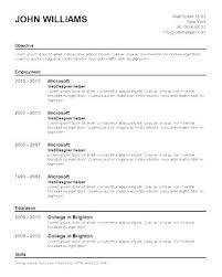 Title Of Resume Anekdotru Info