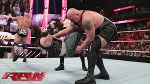 Big Show vs. Braun Strowman: Raw, February 15, 2016 - YouTube