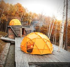 North Face Dome Tent.