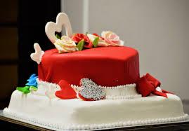 Anniversary Cake Two Layer Fondant At Rs 2500 Piece Cream Cake