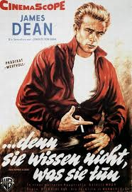 years of movie posters james dean rebel out a cause 1955