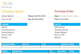 samples of purchase order form purchase order format 1 0 dotxes