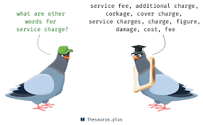 service charge synonyms similar words