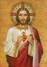 Resultado de imagem para imaculado coração de jesus