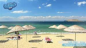 Avşa Adası - Plajlar - YouTube
