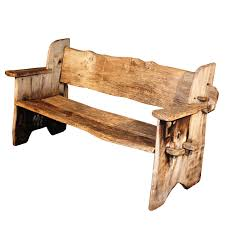 popular of rustic bench with back reclaimed wood rustic high back porch bench rustic outdoor benches