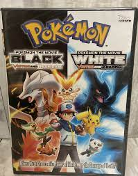 Pokemon Movie: Black - Victini / White - Victini (DVD) for sale online