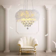 french country crystal chandelier feature drum shade hanging chandelier pendant light for living room