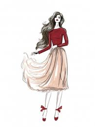 Fashion Sketch Vectors Photos And Psd Files Free Download