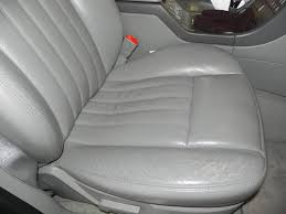 ron and suzette seetin of fibrenew sunflower kansas treated the seats in my wife s lincoln aviator they were leather seats that were ing and had