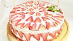 Клубнично творожный торт рецепт пошагово 40