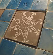 handmade india floor tiles