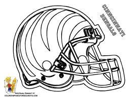 Nfl Helmet Coloring Pages Elegant Coloring Pages Nfl Football