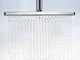 Type of shower Square Enhancing The Bathroom Environment Pioneering Shower Technology Home Stratosphere Make Your Bathroom More Attractive With Hansgrohe Hansgrohe Int