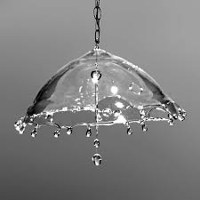 water drop pendant lighting 15256