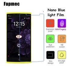 elite lighting group. fapmce nano eyeprotective blue light resistant soft glass screen protector film for leagoo elite 5 lighting group i