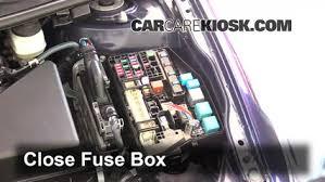 replace a fuse 2011 2016 scion tc 2012 scion tc 2 5l 4 cyl scion tc fuse box cover at Scion Tc Fuse Box
