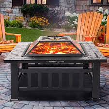 fire pit ice pit bbq fire pit