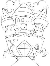 Be the first to comment. Coloring Castle Flag Pages Coloring Pages For Kids And For Adults Coloring Home