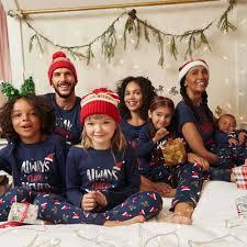 Family Christmas pyjamas \u2013 matchy nightwear is all the rage!