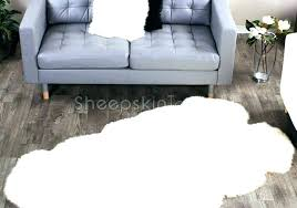 pink faux fur area rug white furry rugs large size of frost sheepskin nuloom pink sheep skin rug