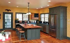 painted kitchen cabinets color ideas image of kitchen paint color ideas with oak cabinets photos painting