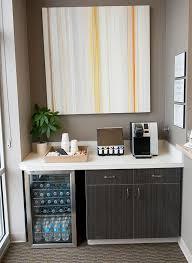 office coffee bar. Dugas Dental Office Coffee Bar