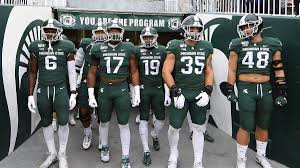 Msu Depth Chart Michigan State Football Depth Chart Illinois Week