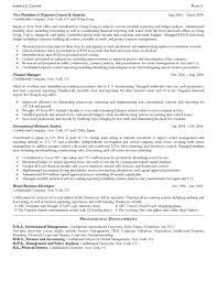 Download Finance Manager Resume Haadyaooverbayresort Com