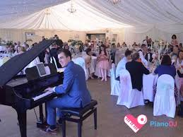 Wedding Reception Music All Day Package Pianodj