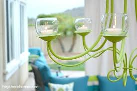 patio candle chandelier outdoor candle chandelier patio umbrella candle chandelier