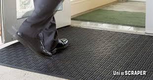 rubber floor mats. Wonderful Floor UniScraper Rubber Floor Mat And Rubber Floor Mats