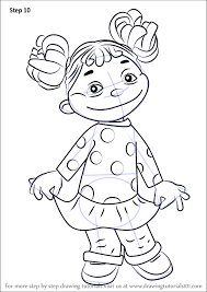 Small Picture Learn How to Draw Gabriela from Sid the Science Kid Sid the