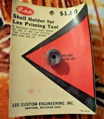 Presses Accessories Lee Shell Holder