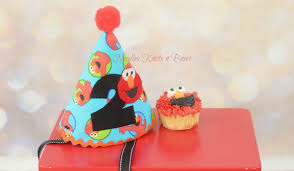 Boys Elmo Birthday Hat Elmo Cake Smash Birthday Hats First