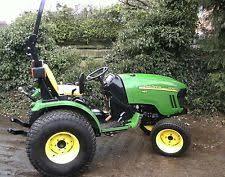 john deere compact tractor john deere 2520 compact tractor hst 4wd yanmar diesel engine kubota