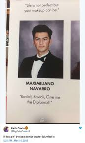 Best Senior Quotes