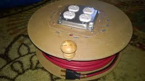 picture of extension cord reel