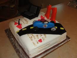 Dsi Reading Soap Box Derby Birthday Cake Cakecentralcom