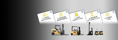 Cat Lift Trucks Leading Forklift Trucks Manufacturer