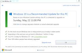 How Microsofts Tricky New Windows 10 Pop Up Deceives You Into