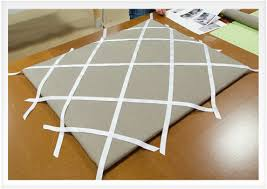 Memo Board With Ribbon how to make a memo board with ribbon DoItYourself Advice Blog 9