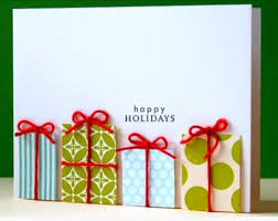 20 Homemade Christmas Cards Made By The Kids  Hands On As We GrowChristmas Card Craft Ideas