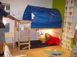 Nice Small Ikea Kid Canopy That Can Be Decor With Wooden Floor Add The  Beauty Inside
