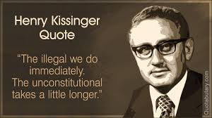 Henry Kissinger Famous Quotes