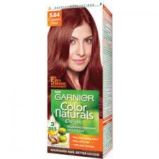 Garnier Color Naturals Cream Hair Color5 64 Copper Red