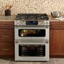 double oven gas range. Double Oven With Stove Top Gas Range Self Cleaning Convection A