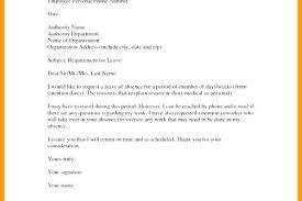 Parental Leave Letter Template Metabots Co